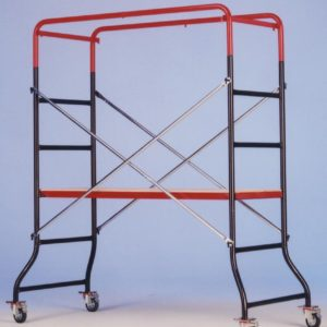 Steel heavy duty scaffolds