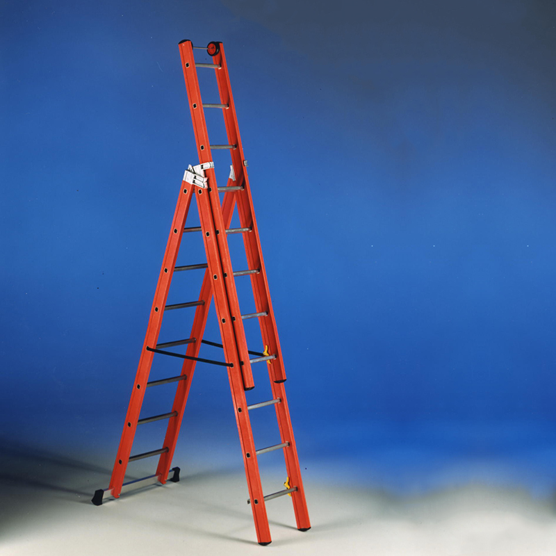 Heavy duty ladders and working platforms