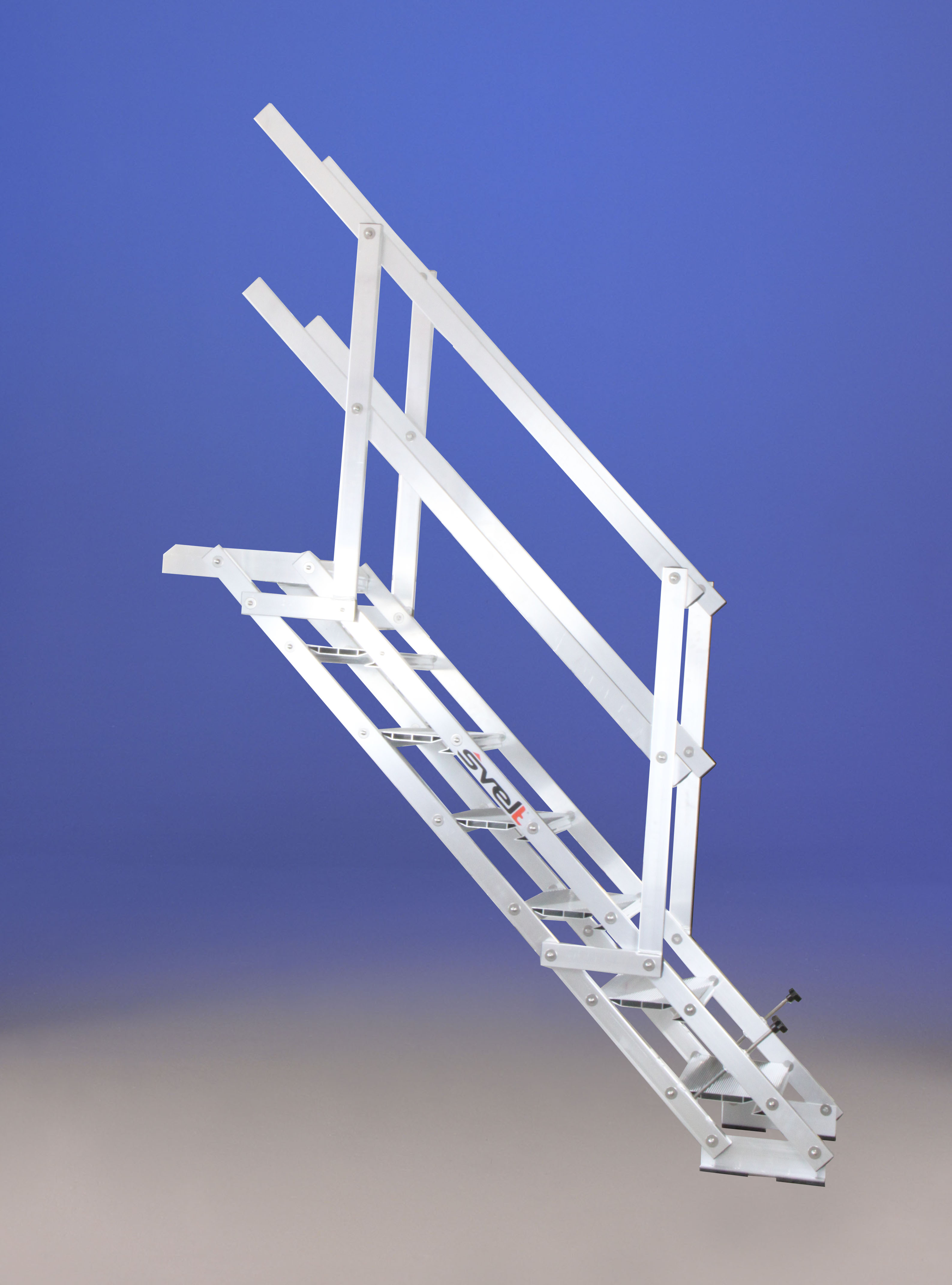 Special and custom-made ladders