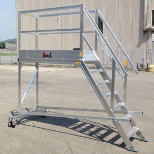 Custom made ladders
